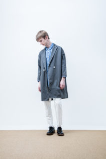 Coat : [ A6_F101C ] FWCT 32,000+tax br; Shirt : [ A6_F013S ] FSSH_M 21,000+tax br; Pants : [A6_F023P ] FTPT 23,000+tax br; Shoes : [S6_F116R] REGALIA DUDA_M 98,000+tax br;