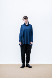 Turtleneck Cut&Sewn : [ A6_F032T ] FVTT 14,500+tax br; Pants : [ A6_F132P ] FESL 27,000+tax br;