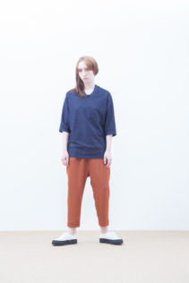 Cut&Sewn : [ S7_F022T] FDNT5 11,500+tax br; Pants : [ S7_F153P ] FLSL 21,000+tax br;