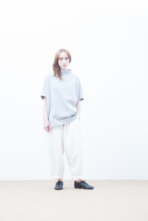 Cut&Sewn : [ S7_F142T ] FTET5 12,000+tax br; Pants : [ S7_F114P ] FASL 22,500+tax br;