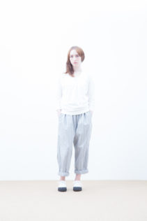 Cut&Sewn : [ S6_F091T ] FPKT7 8,800+tax br; Pants : [ S7_F164P ] FPPT 21,500+tax br;