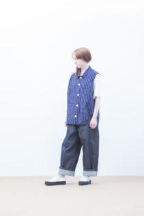 Shirts Blouson : [ S7_F163B ] FCSH-S 22,000+tax br; Pants : [ S7_FS6_F052D ] SWDN-I 22,500+tax br;