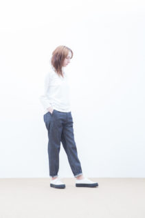 Cut&Sewn : [ S7_F091T ] FPKT7 8,800+tax br; Pants : [ S7_F051D ] DIK-I 19,500+tax br;