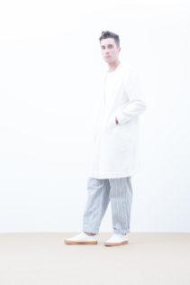 Coat : [ S7_F111C ] FVJCT 34,000+tax br; Pullover Shirts : [ S7_F132S ] FMPOS-S 18,500+tax br; Pants : [ S7_F164T ] FPPT 21,500+tax br;