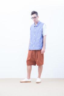 Shirts Blouson : [ S7_F163B ] FCSH-S 22,000+tax br; Short Pants : [ S7_F154P ] FHSL 19,000+tax br;
