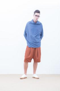 Pullover cut&sewn : [ S7_F024T ] FBNT 14,000+tax br; Short Pants : [ S7_F154P ] FHSL 19,000+tax br;