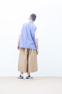 Shirts Blouson : [ S7_F163B ] FCSH-S 22,000+tax br; Pants : [ S7_F033P ] FGPT 19,000+tax br;