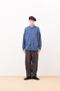 Shirts : [ A7_F013SF ] FOSSH 17,500+tax br; Wide Denim Pants : [ A7_F052DM ] SWDM-I 22,500+tax br;