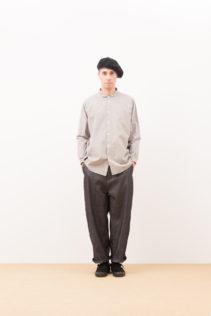 Shirts : [ A7_F011SF ] FRTSH 17,500+tax br; Wide Denim Pants : [ A7_F052DM ] SWDM-I 22,500+tax br;