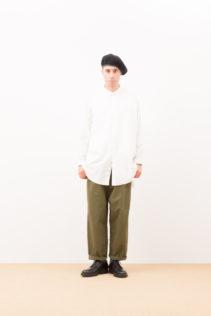 Shirts : [ A7_F031SF ] FGYSH 19,500+tax br; Pants : [ A7_F132PF ] FLWSL 18,000+tax br;