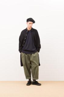 Shirts Coat : [ A7_F181SF ] FBGSH 32,500+tax br; Cut & Sewn : [ A7_F202TF ] FSMRT 18,500+tax br; Pants : [ A7_F083PF ] FGTSL 19,500+tax br;