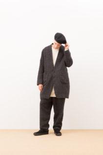 Jacket : [ A7_F222JK ] FBGJK 52,000+tax br; Cut &Sewn : [ A7_F041TF ] FFBLT 13,000+tax br; Pants : [ A7_F223PF ] FWTSL 29,500+tax br;