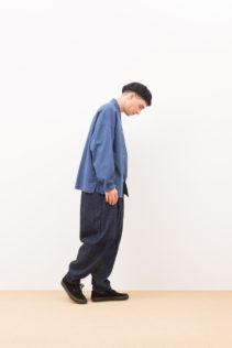 Shirts : [ A7_ F013SF ] FOSSH 17,500+tax br; Pants : [ A7_F153PF ] FAPSL 21,000+tax br;