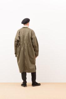Zipper Coat : [ A7_F171PK ] FNCPK 29,500+tax br; Turtleneck Cut & Sewn :[ A7_F123TN ] FOSTN 16,500+tax br; Pants : [ A7_F101PF ] FTHPT 17,500+tax br;