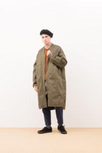 Zipper Coat : [ A7_F171PK ] FNCPK 29,500+tax br; Pullover : [A7_F072TF ] FBGST 14,000+tax br; Shirts : [ A7_F011SF ] FRTSH 17,500+tax br; Pants : [ A7_F113PF ] FSMSL 19,500+tax br;