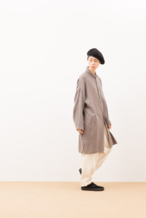 Long Shirts : [ A7_F181SF ] FBGSH 32,500+tax br; Pants : [ A7_F153PF ] FAPSL 21,000+tax br;