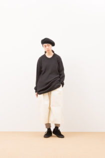 Long Cut & Sewn : [ A7_F041TF ] FFBLT 13,000+tax br; Pants : [ A7_F063PF ] FPGSL 21,500+tax br;