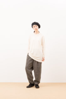 Long Cut & Sewn : [ A7_F041TF ] FFBLT 13,000+tax br; Pants : [ A7_F223PF ] FWTSL 29,500+tax br;
