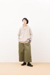 Sweater : [ A7_F211KF ] FTBSW 39,000+tax br; Pants : [ A7_F133PF ] FW1PT 17,500+tax br;