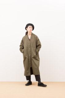 Zipper Coat : [ A7_F171PK ] FNCPK 29,500+tax br; Cardigan : [ A7_F023TD ] FBCCD 15,000+tax br; Pants : [ A7_F062PF ] FLSSL 21,000+tax br;