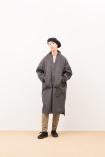 Zipper Coat : [ A7_F171PK ] FNCPK 29,500+tax br; Pants : [ A7_F082PF ] FTHSL 18,500+tax br;