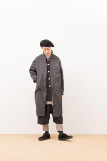 Zipper Coat : [ A7_F171PK ] FNCPK 29,500+tax br; Jacket : [ A7_F111CT ] FNLCD 26,500+tax br; Tunic : [ A7_F012PO ] FMSPO 17,500+tax br; Pants : [ A7_F114P8 ] FS3SL 19,000+tax br;