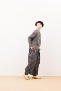 Zipper Cardigan : [ A7_F163TD ] FLGCD 19,500+tax br; Pants : [ A7_F173PF ] FBTSL 19,500+tax br;