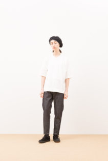 Cut & Sewn : [ A7_F022T5 ] FLW5T 10,500+tax br; Denim Pants : [ A7_F051DM ] DIK-I 19,500+tax br;