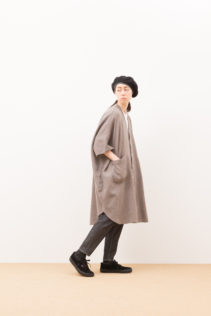 Long Shirts : [ A7_F183CT ] FKPCT 29,500+tax br; Denim Pants : [ A7_F051DM ] DIK-I 19,500+tax br;