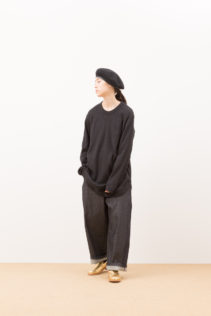 Long Cut & Sewn : [ A7_F041TF ] FFBLT 13,000 tax br; Denim Pants : [ A7_F052DM ] SWDM-I 22,500+tax br;