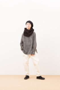 Neck Warmer : [ S7_F212KW ] FTCNW 16,000+tax br; Cut & Sewn : [ A7_F162TF ] FLLST 16,000+tax br; Pants : [ A7_F082PF ] FTHSL 18,500+tax br;