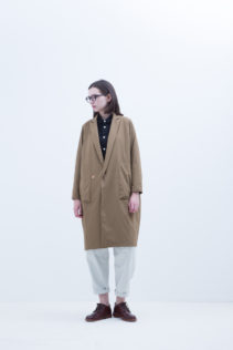 Coat : [ S8_FR041CT ] FPLCT 29,500+tax br; Shirts : [ S8_FR011SF ] FCTSH 17,500+tax br; Pants : [ S8_FR022PF ] FCVSL 19,500+tax br; Shoes : [ S6_F111R ] REGALIA DUDA-L 98,000+tax br;