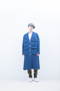 Beret : [ FK_FT024CP ] FNBCP 11,000+tax br; Coat : [ A8_FR071CT ] FBVCT 34,000+tax br; Cut&Sewn : [ A8_FR031TF ] F62LT 8,300+tax br; Pants : [ A8_FR022PF ] FCYPT 17,500+tax br;
