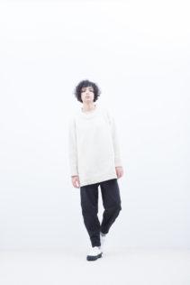 Sweater : [ A8_FR241KF ] FWBKN 36,000+tax br; Pants : [ A8_FR043PF ] ESWPT 19,500+tax br;