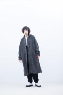 Hooded Coat : [ A8_FR232CT ] FFDCT 57,000+tax br; Jacket : [ A8_FR222JK ] FBGJK 54,000+tax br; Pants : [ A8_FR223PF ] FWTST 29,500+tax br;