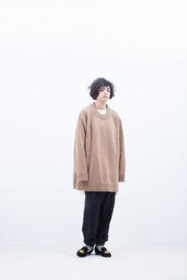 Sweater : [ A8_FR241KF ] FWBKN 36,000+tax br; Pants : [ A8_FR223PF ] FWTST 29,500+tax br;