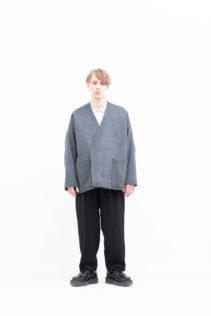 Jacket / A9_FR142JK : FTTJK 41000+tax br; Shirt / A9_FR015SF : FOKSH 17500+tax br; Pants / A9_FR115PF : FWTSL 26500+tax br;